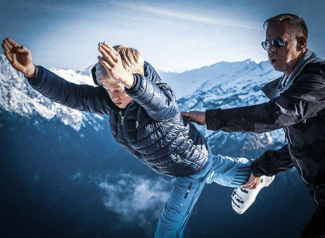 Beitragsbild ZeitRaum Magazin: Sicher fit mit Gernot Schweizer