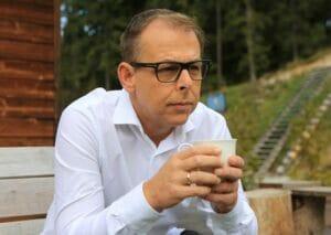 Buch-Autor Gernot Schweizer
