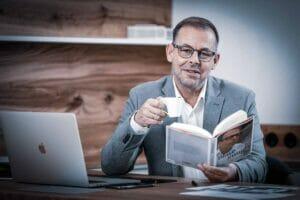 Gernot Schweizer als Autor