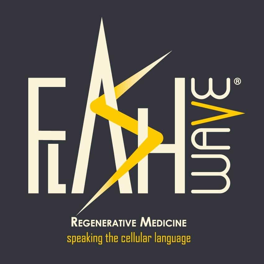 FlashWave Therapie Logo