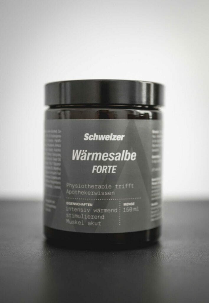 Wärmesalbe Forte von Gernot Schweizer