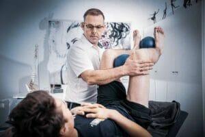 Therapie und Training bei Schweizer Gernot