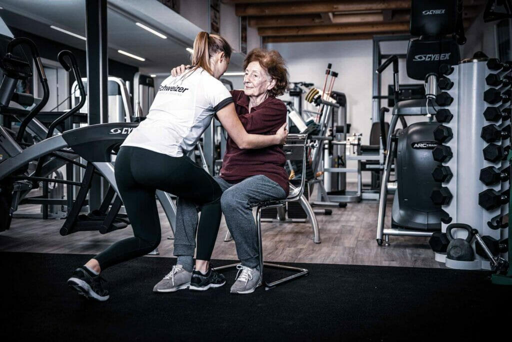 Therapie für ältere Personen