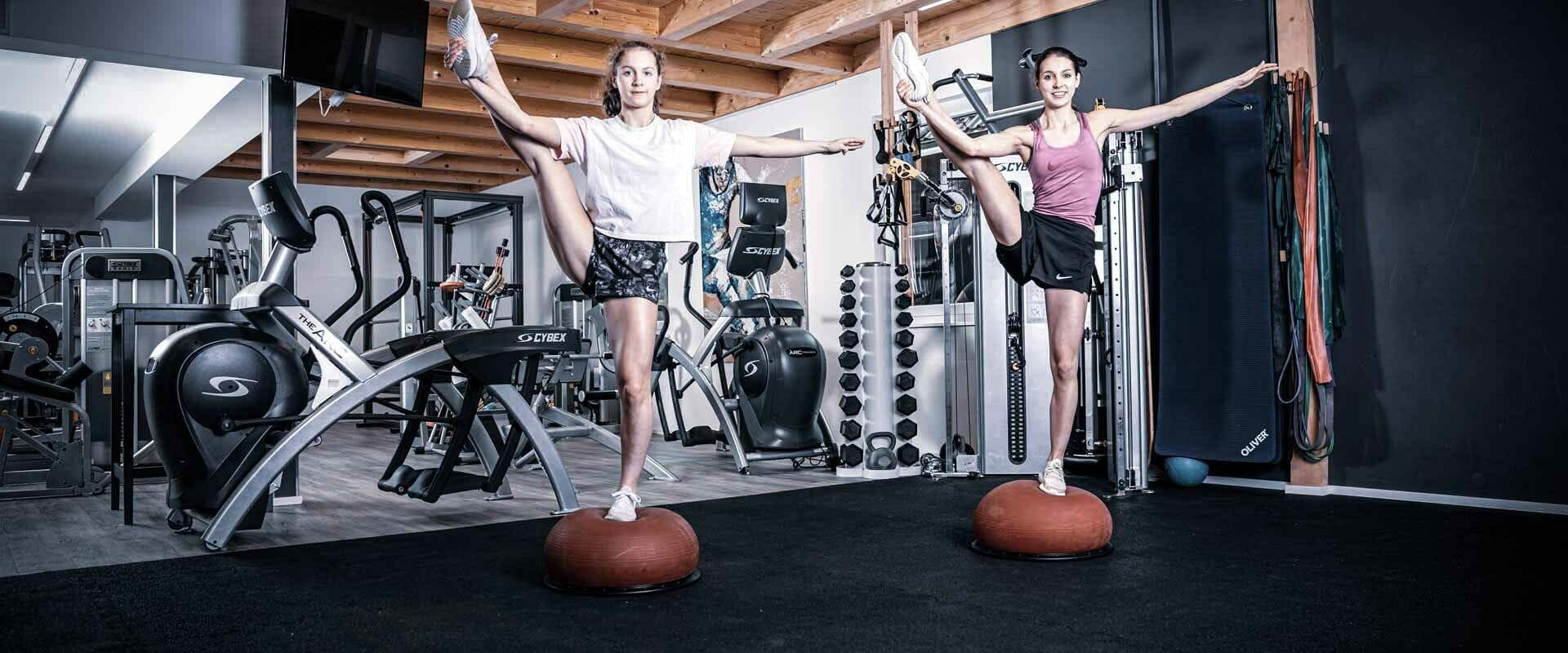 Fitness-Training für Nachwuchssportler bei Team Schweizer