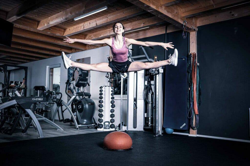Fitness-Training Schweizer