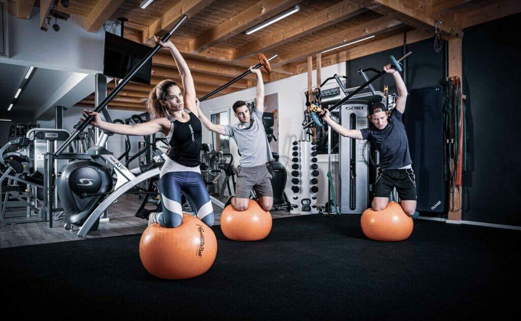 Training Team Schweizer