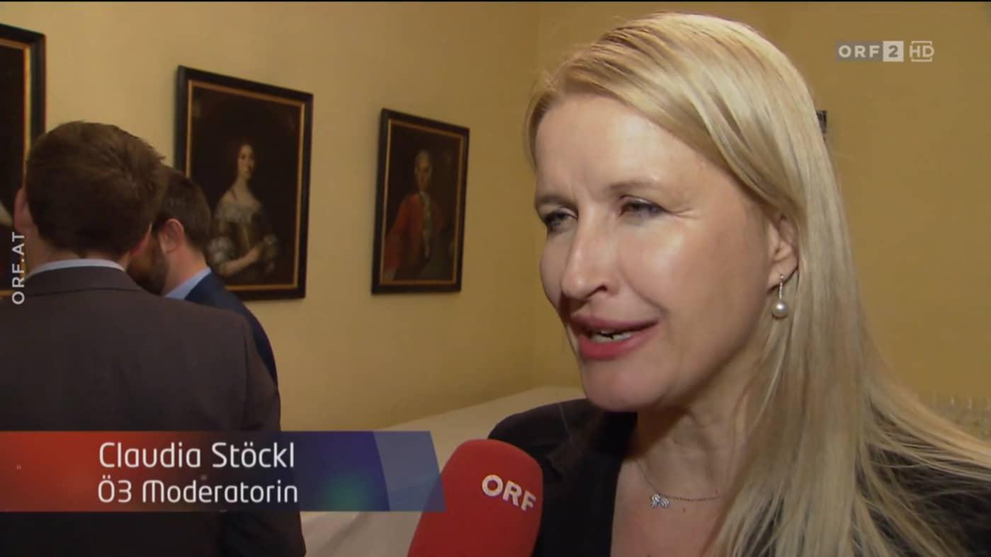 Beitragsbild ORF Seitenblicke: Buchpräsentation